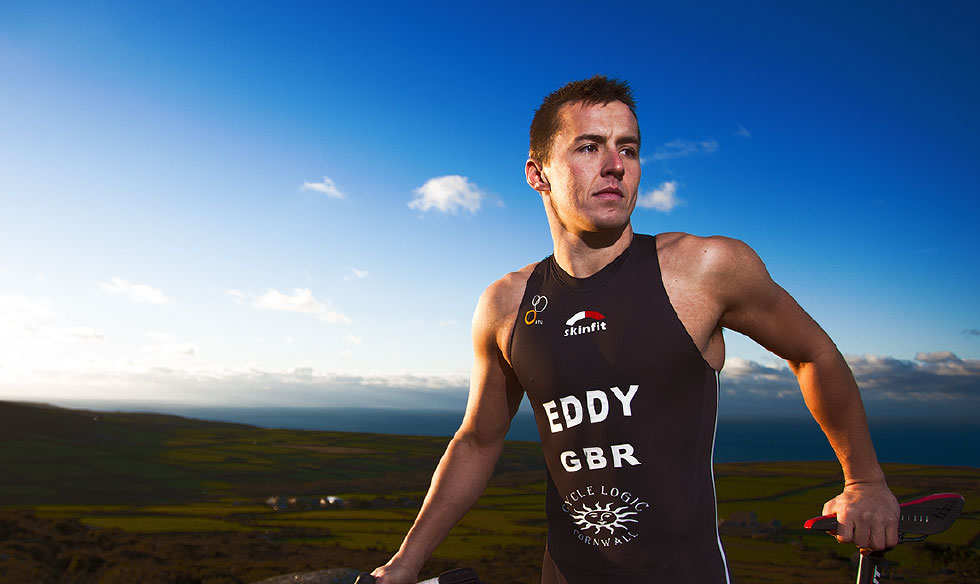 neil eddie triathlete